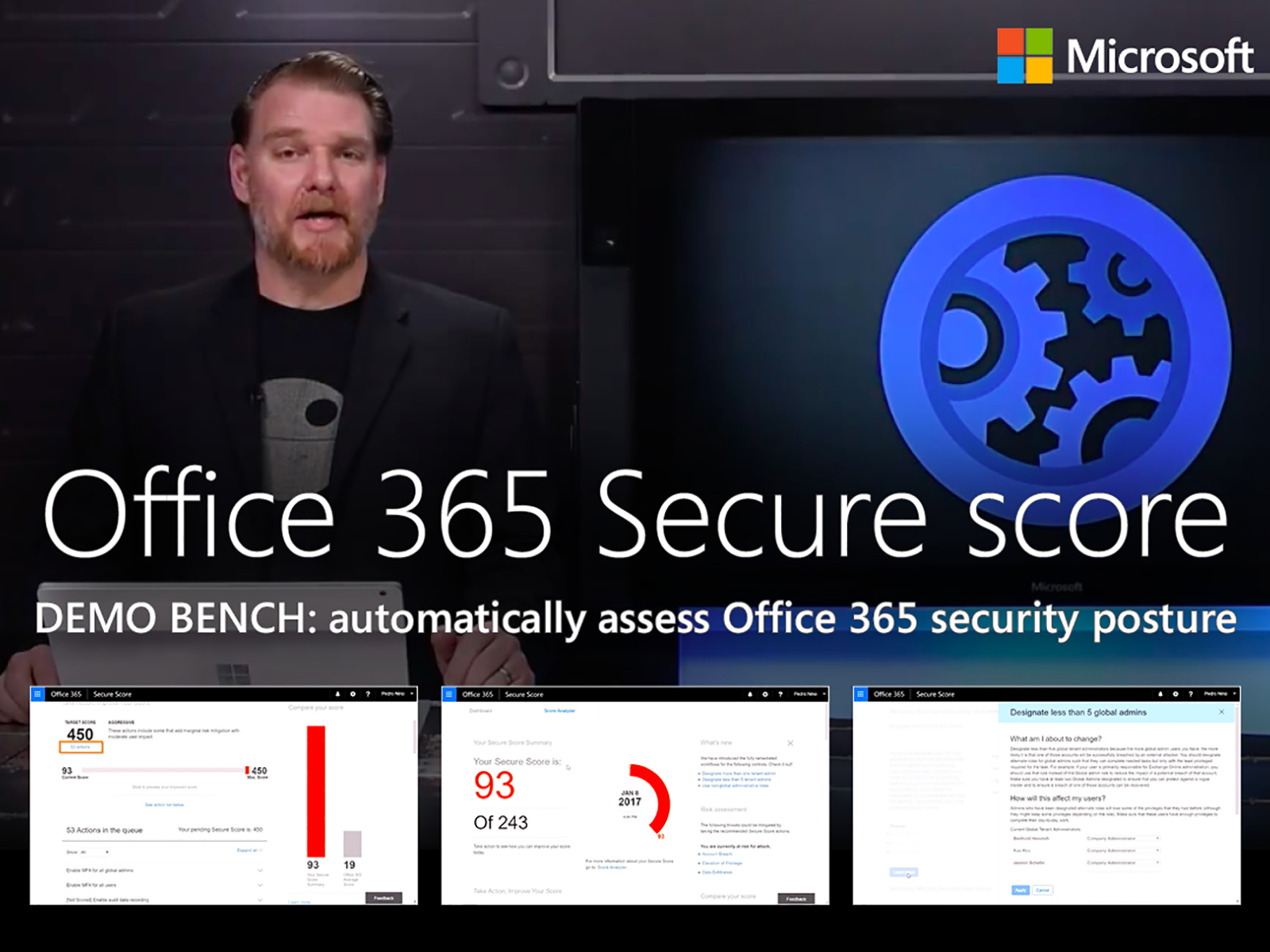 Artwork for An introduction to Office 365 Secure score