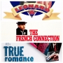 Artwork for Week 08: (The French Connection (1971), True Romance (1993), & Leonard Part 6 (1987))