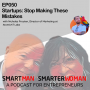 Artwork for Episode 50: Nicholas Prouten - Startups: Stop Making These Mistakes