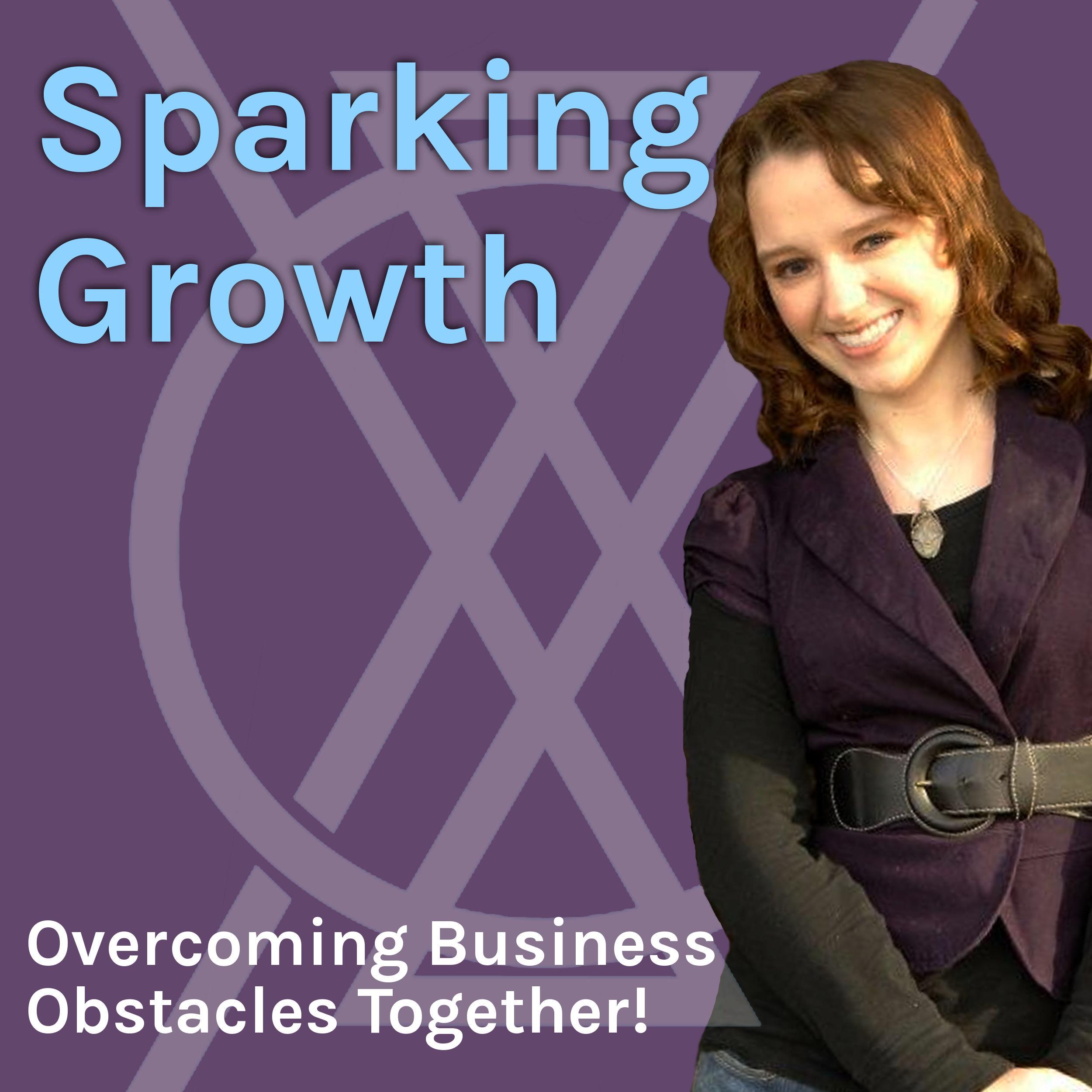 Artwork for 003: Sarah - Building Your Online Presence