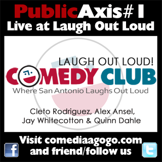 Public Axis #1: Cleto Rodriguez, Alex Ansel, Jay Whitecotton & Quinn Dahle [LIVE]