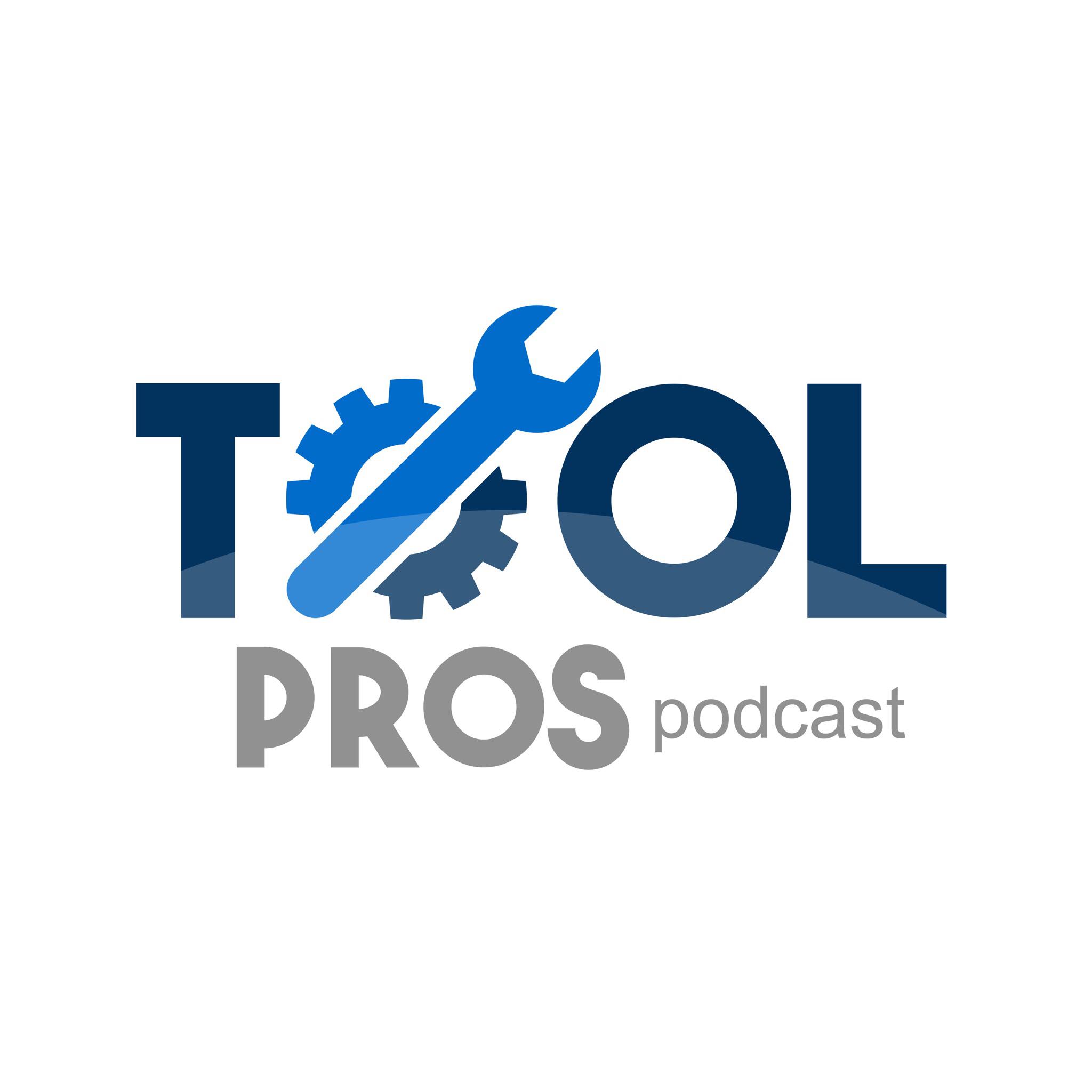 Tool Pros Podcast show art