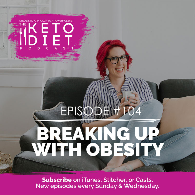 #104 Breaking Up with Obesity with Febeh Acho