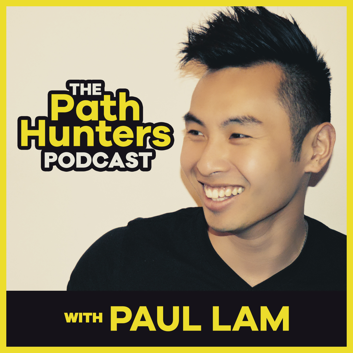 The Path Hunters Podcast show art