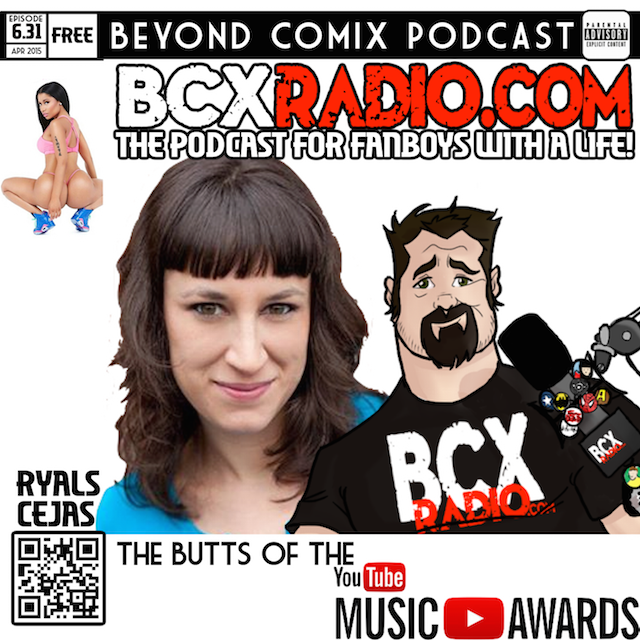 BCXradio 6.31 - The Butts of the YTMAs