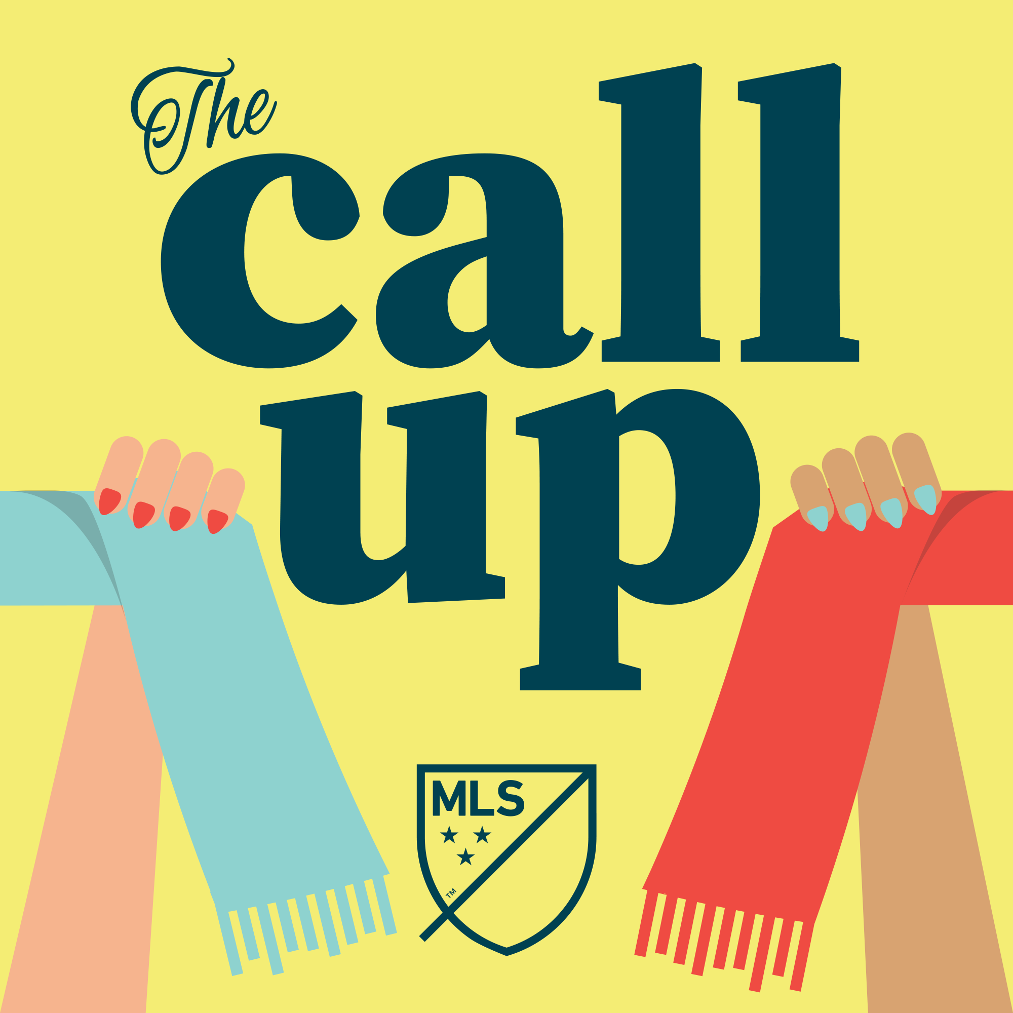 MLS: The Call-Up show art