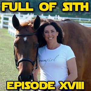 Episode XVIII: Tricia Barr and the Fangirl Blog of Doom