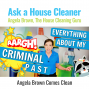 Artwork for My Criminal Past - Angela Brown Comes Clean