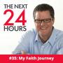 Artwork for #35: My Faith Journey