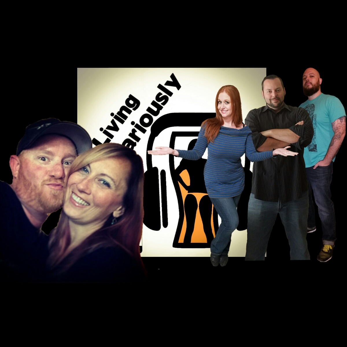 Artwork for Episode 43 - 2017 Kickoff Show, Tach's GF Holly Guests and We Have Lists