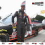 Artwork for #134 - NASCAR driver and Navy Reserve officer Jesse Iwuji on crowdfunding, branding, and motivation