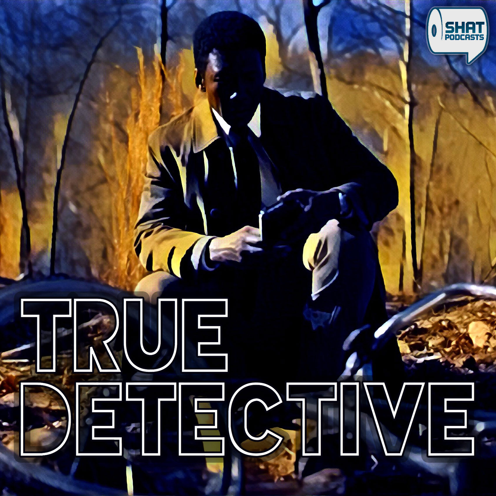 True Detective show art