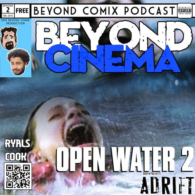BCX Beyond Cinema 2 – OPEN WATER 2 : Adrift