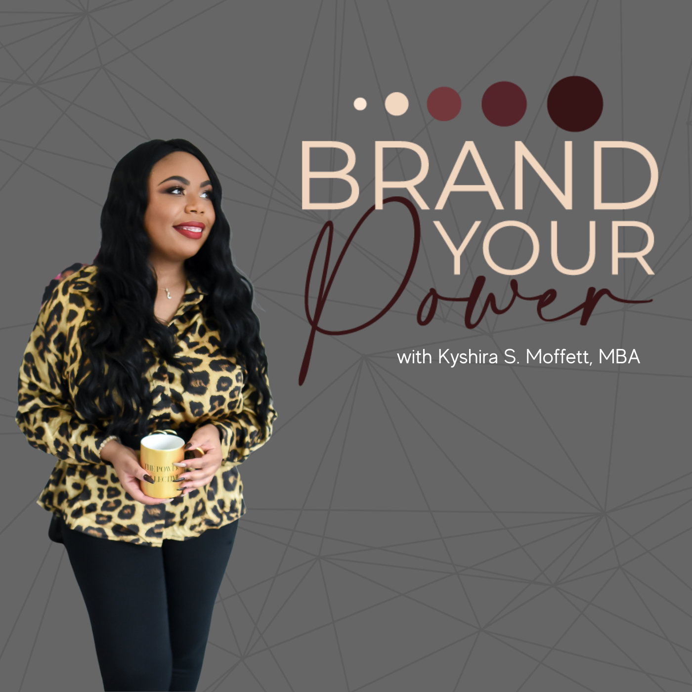 Brand Your Power podcast show image