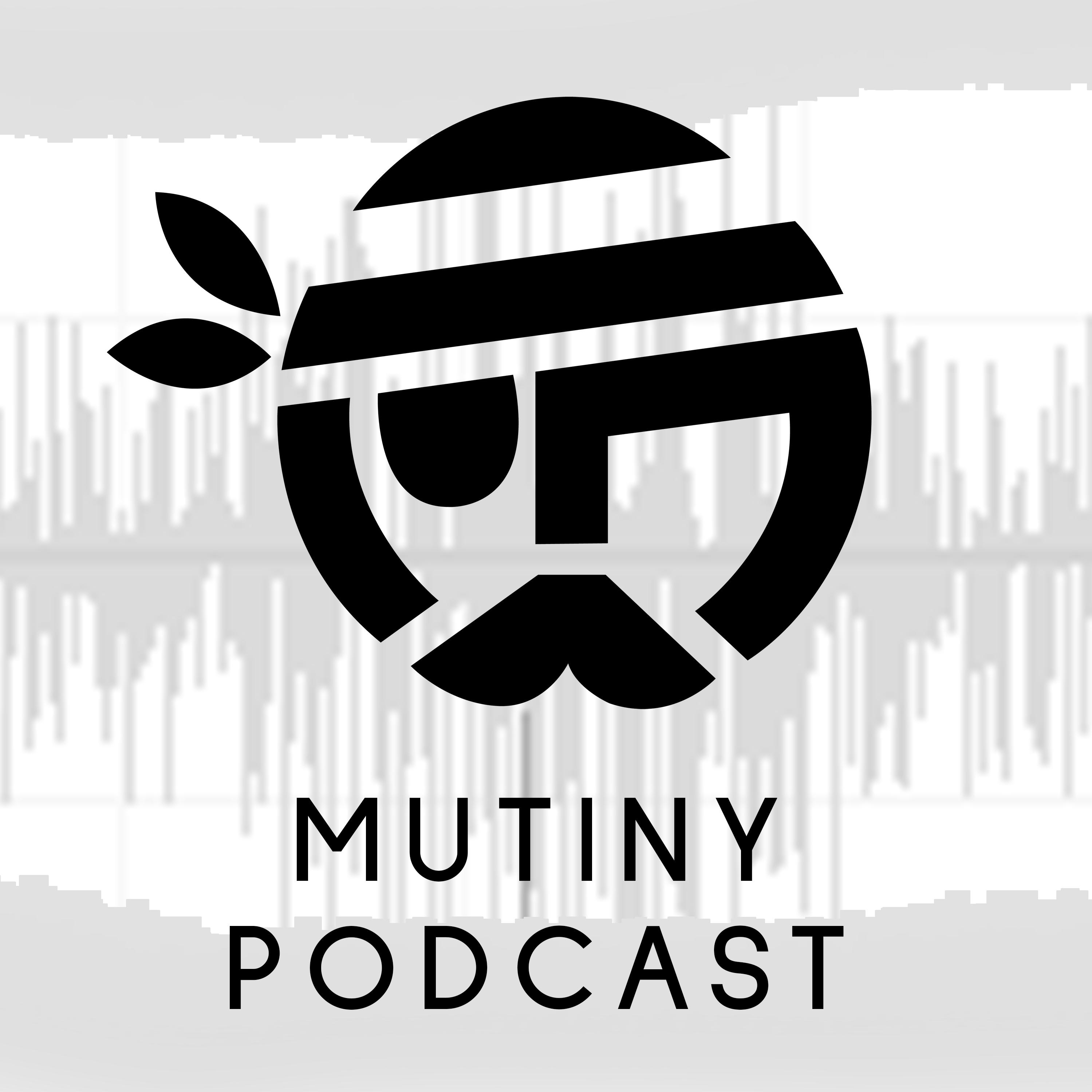 Mutiny Investing Podcast show art