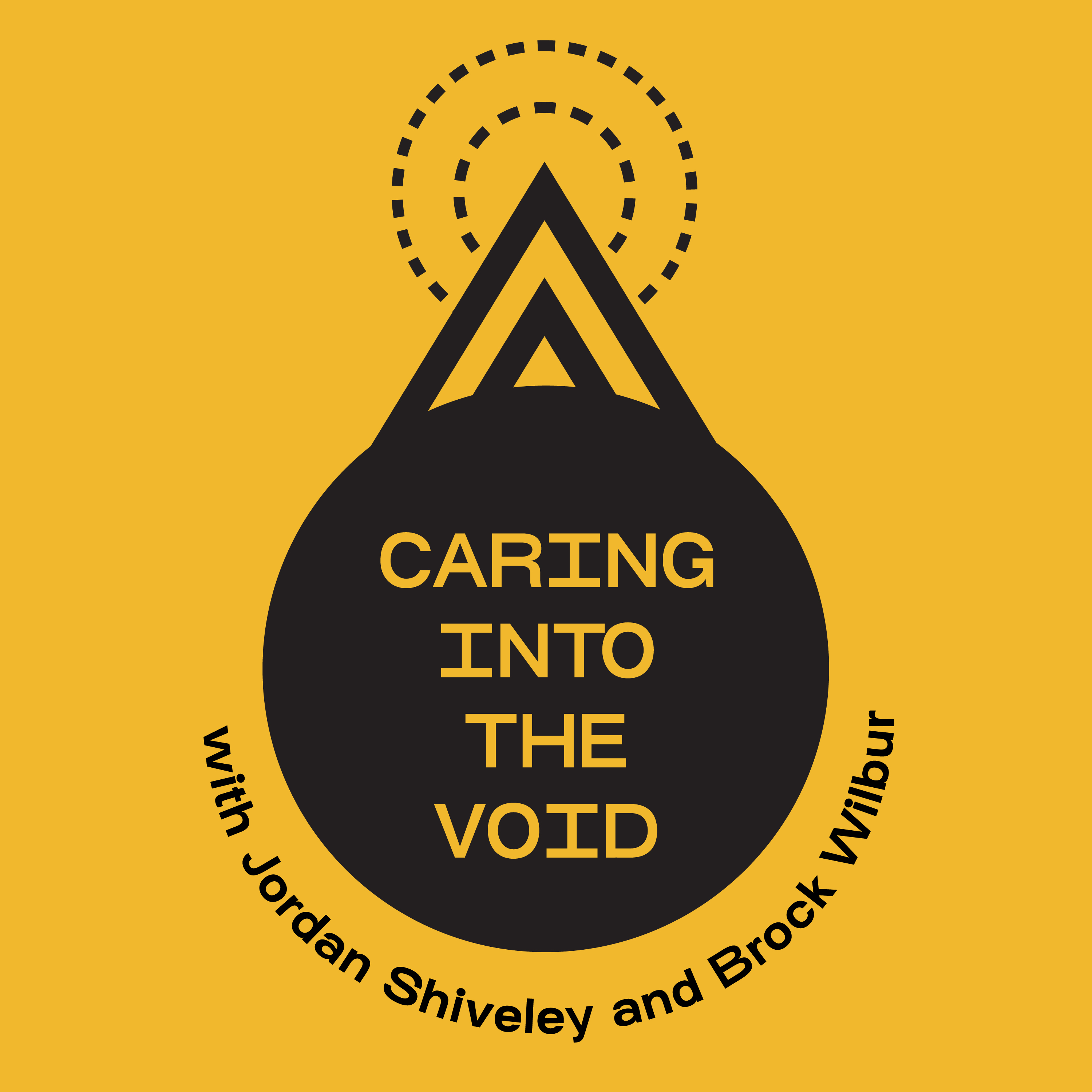 Caring Into The Void show art