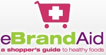 Brand Doctor Kerry McLeod with EBrandaid, A Shoppers Guide To Healthy Food. And Tosca Reno Teaches Us To Eat Clean