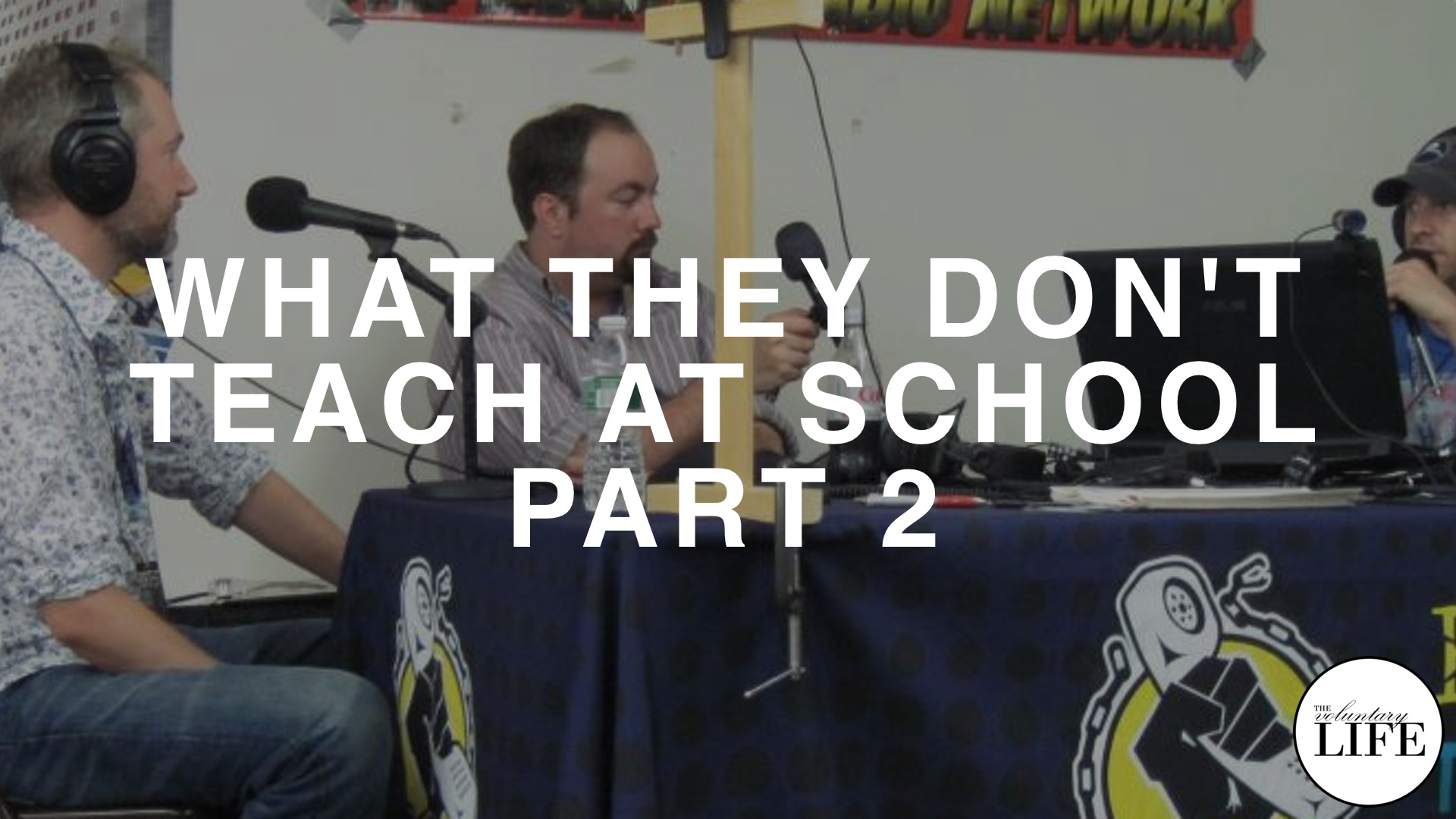 64 What They Don't Teach at School Part 2