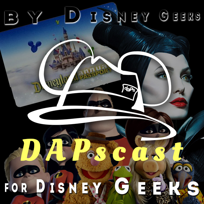 Annual Pass Price Increase, The Muppets, Disney Film Lineup - DAPsCast - Episode 25