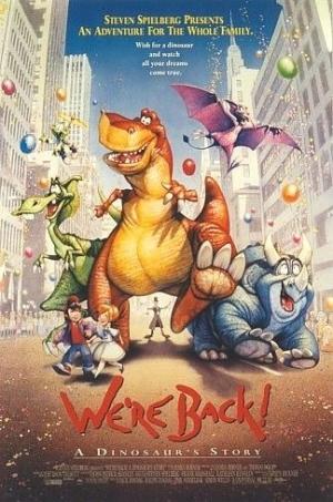 4 - We're Back! A Dinosaur's Story