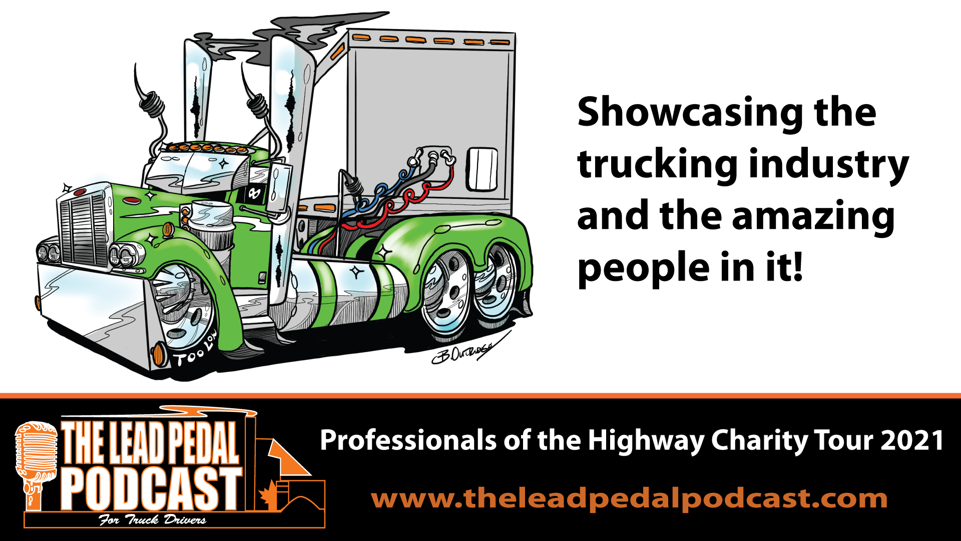 LP659 A Variety of Topics Discussed on Truck Talk Show