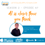 Artwork for SEA 2, EP 67 - AI is closer than you think with CEO of Algo