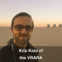 Artwork for Kris Kolo of the VR/AR Association returns