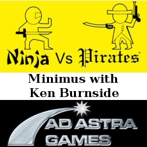 NvP 2x01 - Minimus with Ken Burnside