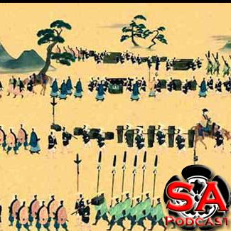 EP152 An Introduction to Daimyo Alternate Attendance – Sankin Kotai P2