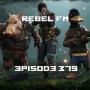 Artwork for Rebel FM Episode 379 - 06/29/2018