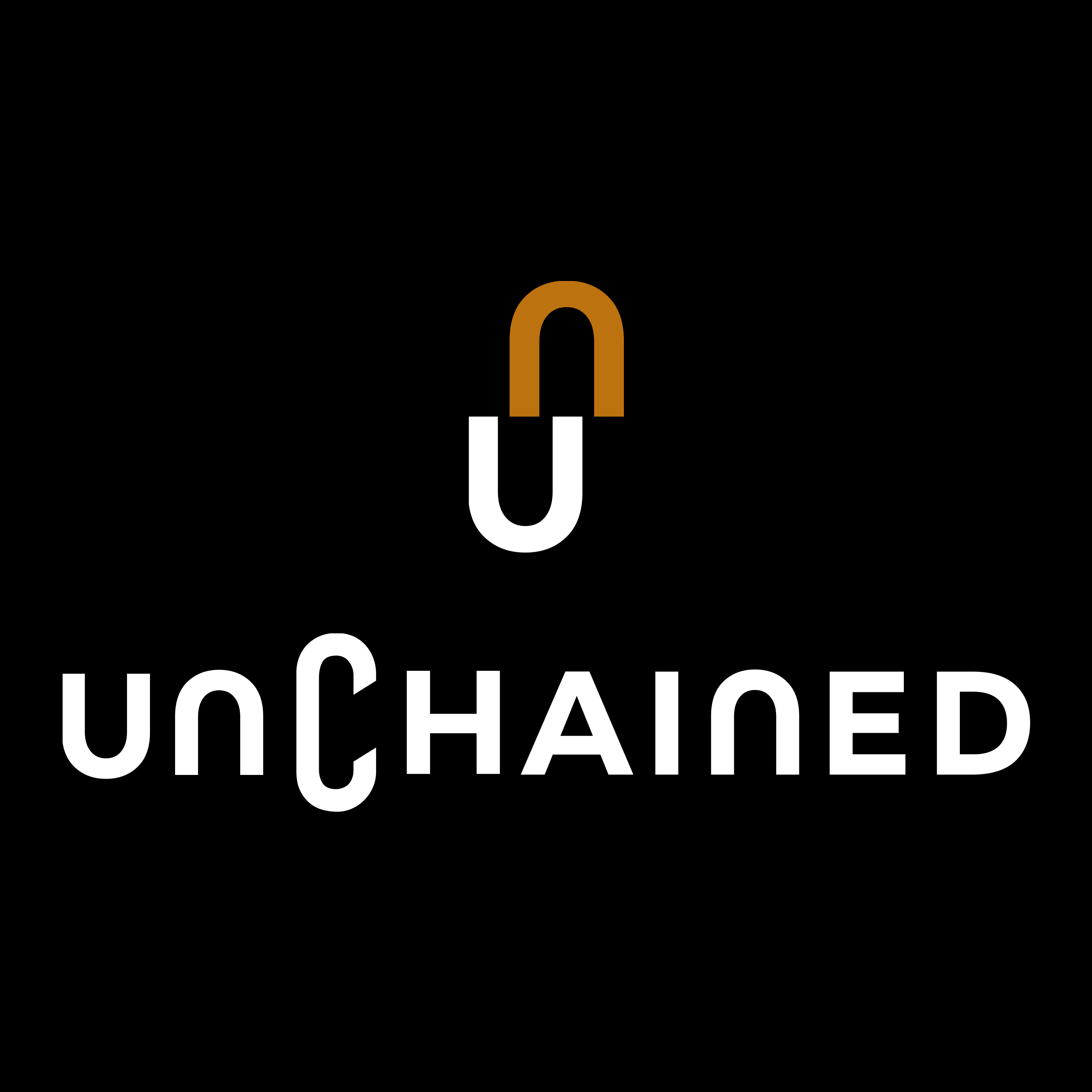 Unchained show art