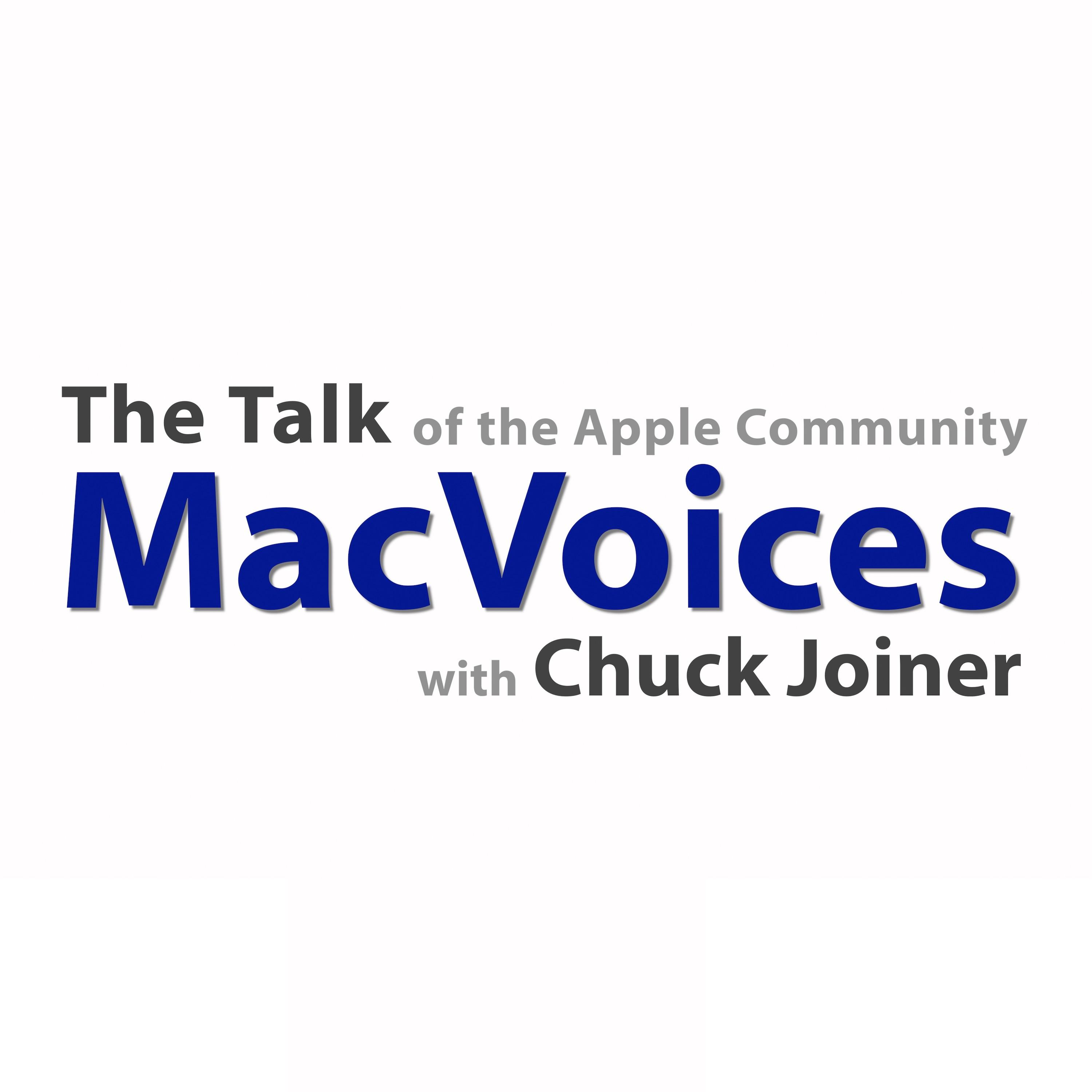 Artwork for MacVoices #20234: Jeff Carlson Updates Takes Control of Apple Watch (2)