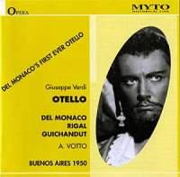 Mario Del Monaco's First Otello