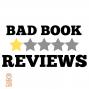 Artwork for 084 Bad Book Reviews