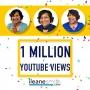 Artwork for Celebrating 1 Million YouTube Views