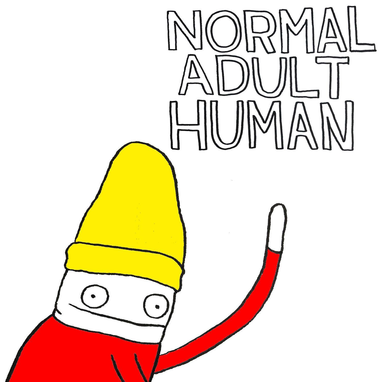 Normal Adult Human show art