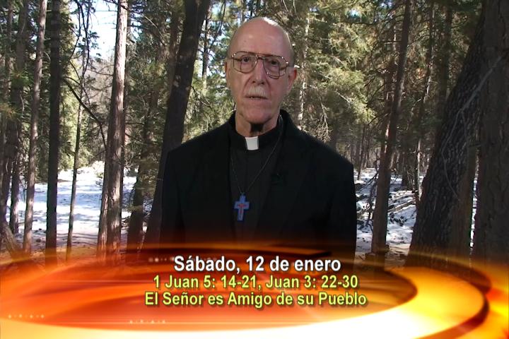 Artwork for Dios te Habla con Fr. Lenny de Pasquale; Tema el hoy: El Señor es amigo de su pueblo