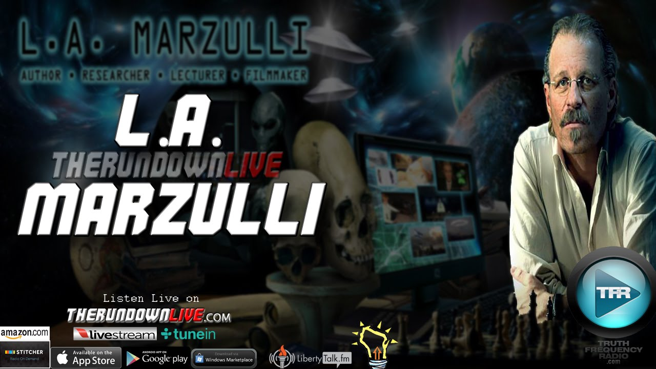 The Rundown Live #556 LA Marzulli (Days of Chaos, End Times, Prophecy)