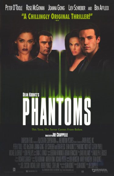 The Greatest Movie Ever: Phantoms