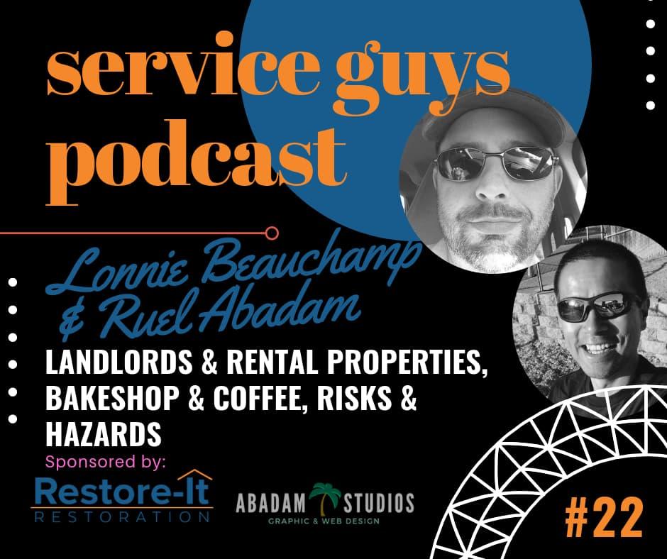 Service Guys Podcast #22