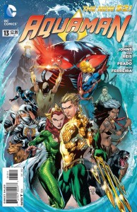 Fanboy Power Hour Episode 46 - Aquaman: Not To Be Messed With.