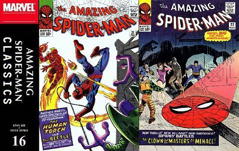 016 ASM Classics - Amazing Spider-Man 21 and 22