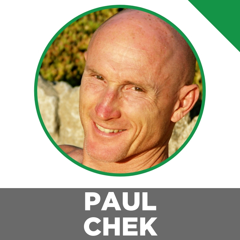 The 3 Key Steps To Intuitive Eating, Ego Dissolution, Raising & Educating Children In A Modern Era & More With Paul Chek. show art
