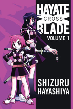 Podcast Episode 141: Hayate Cross Blade Volume 1