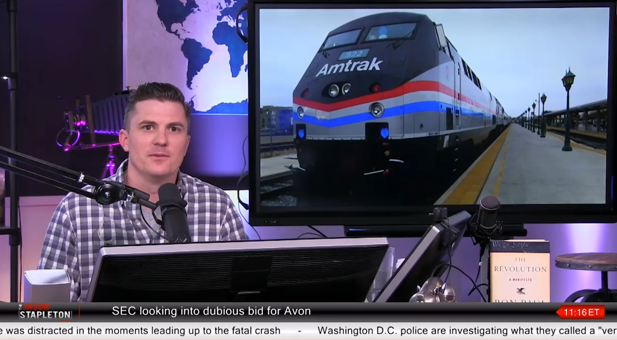 Amtrak's Dark History - The Truth Will Shock You!