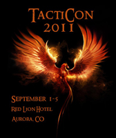 Episode 087: Presenting TactiCon 2011