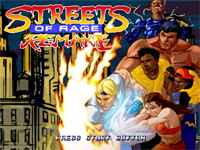 Guest Appearance - Streets of Rage!