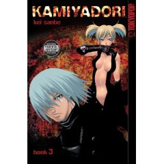 Episode 43: Kamiyadori Volume 3 by Kei Sanbe