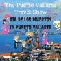 Artwork for Dia de Los Muertos Celebrations in Puerto Vallarta, Mexico