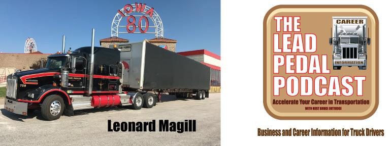 Leonard Magill